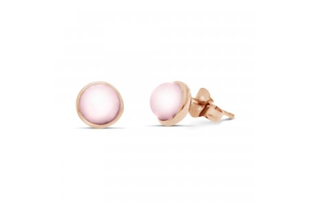 Carry Me Pink Opal Studs