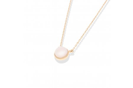 Carry Me Pink Opal Necklace