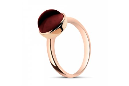 Carry Me Garnet Ring