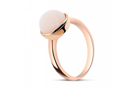Carry Me Pink Opal Ring