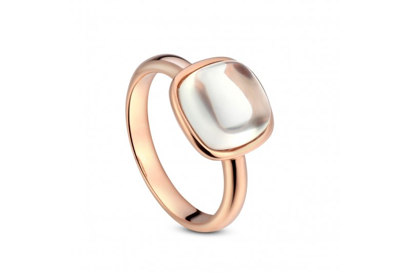 Carry Me Green Amethyst Ring