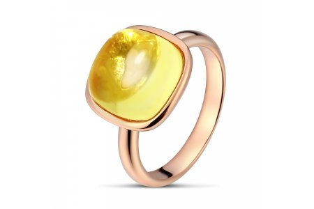 Carry Me Citrine Ring