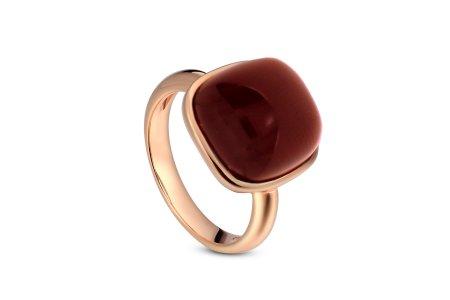Carry Me Garnet Ring