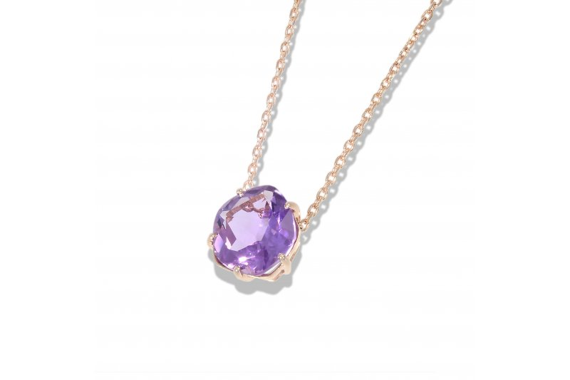 Enchant Amethyst Necklace