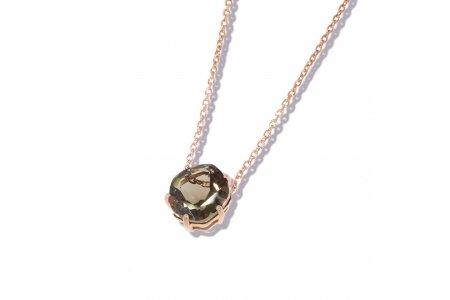 Enchant Smoky Quartz Necklace