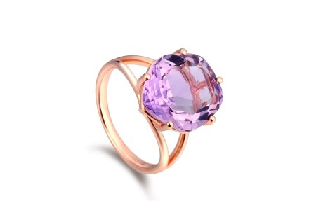 Enchant Amethyst Ring